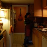 Gratitude, Day 17: my galley kitchen